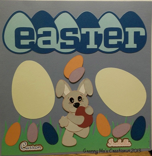 Easter - Not a Card