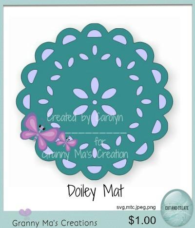 Doiley Mat